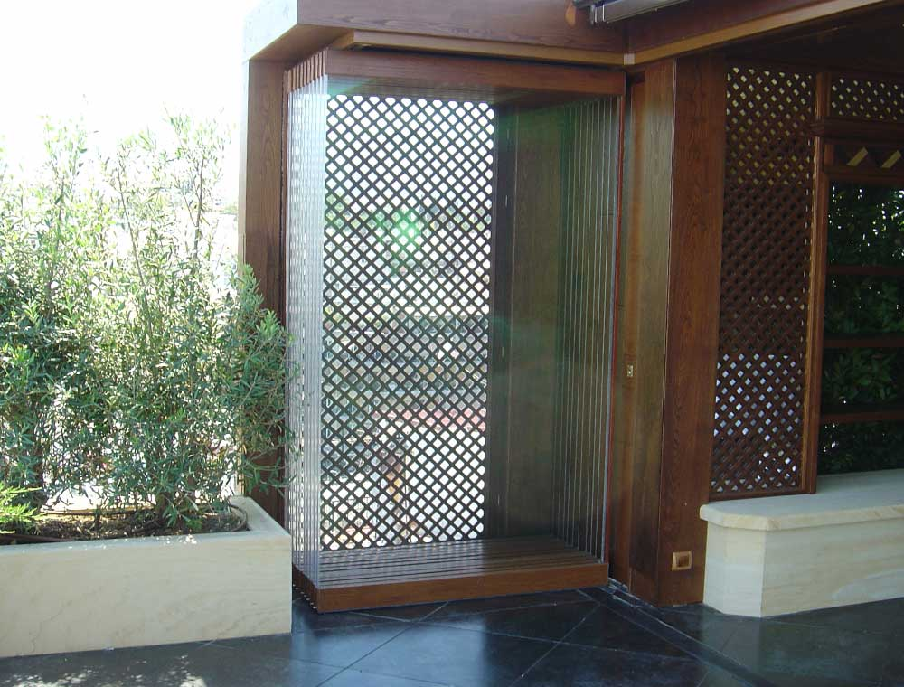 Exterior Glass Partitions