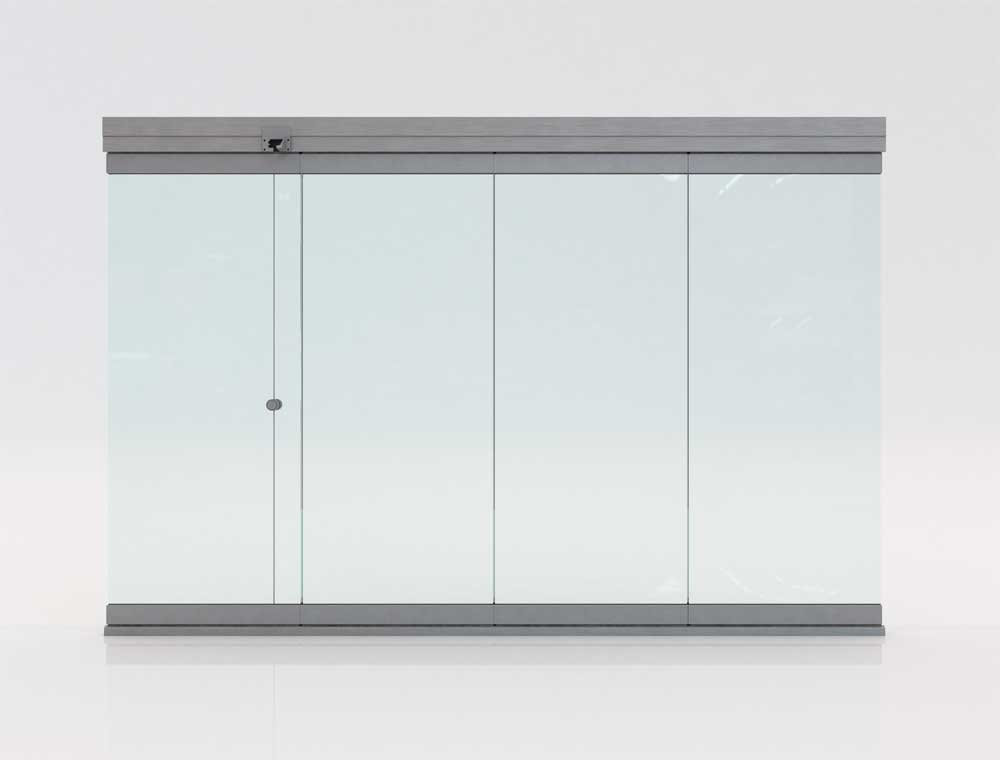 Movable Glass Partitions Folding Glass Doors Fb Cr