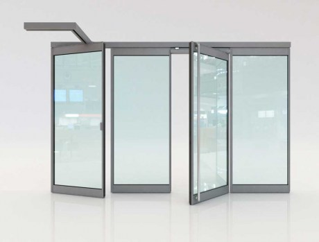 Folding glass doors F4 Elite